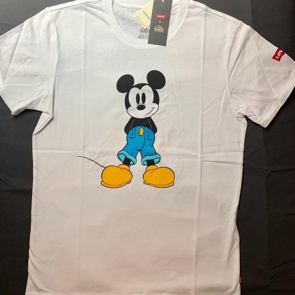 21e03ab0 Polo by Ralph Lauren Shirts | Levi X Disney Collaboration Mickey ...